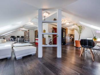 Prodej bytu 4+kk v osobním vlastnictví, 173 m2, Praha 5 - Smíchov