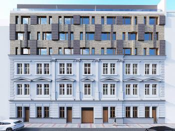 Prodej komerčního prostoru (obchodní) v osobním vlastnictví, Praha 5 - Smíchov