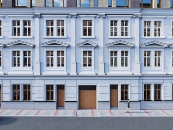 Prodej bytu 2+kk v osobním vlastnictví, 48 m2, Praha 5 - Smíchov