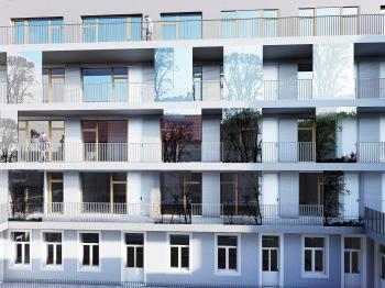 Prodej bytu 1+kk v osobním vlastnictví, 54 m2, Praha 5 - Smíchov