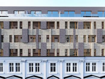 Prodej bytu 2+kk v osobním vlastnictví, 54 m2, Praha 5 - Smíchov