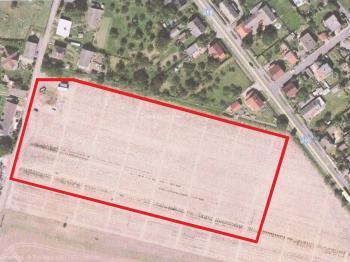 Prodej pozemku, 21707 m2, Boseň