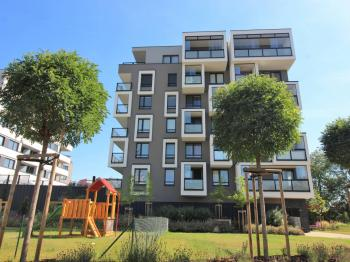 Pronájem bytu 2+kk v osobním vlastnictví, 56 m2, Praha 9 - Střížkov
