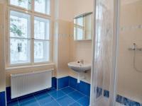 Koupelna 1 - Pronájem bytu 3+1 v osobním vlastnictví 116 m², Praha 1 - Nové Město
