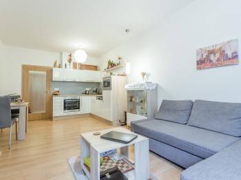 Pronájem bytu 1+kk v osobním vlastnictví, 33 m2, Brno