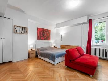 Pronájem bytu 1+kk v osobním vlastnictví, 37 m2, Praha 6 - Veleslavín