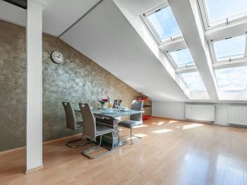 Prodej bytu 4+kk v osobním vlastnictví, 116 m2, Praha 9 - Vinoř