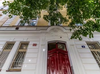Prodej bytu 2+kk v osobním vlastnictví, 35 m2, Praha 2 - Vinohrady