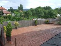 terasa v 2.NP (Prodej domu v osobním vlastnictví 245 m², Zlaté Hory)