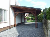 přístřešek pro auta (Prodej domu v osobním vlastnictví 245 m², Zlaté Hory)