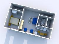 Prodej bytu 2+1 v osobním vlastnictví 44 m², Jeseník