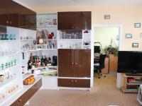 Obývací pokoj (Prodej bytu 2+1 v osobním vlastnictví 46 m², Jeseník)