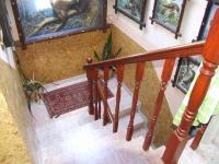schodiště do 2.NP (Prodej domu v osobním vlastnictví 170 m², Jeseník)
