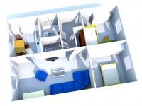 Prodej bytu 3+1 v osobním vlastnictví, 71 m2, Mikulovice