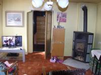 obývací místnost (Prodej domu v osobním vlastnictví 220 m², Mikulovice)