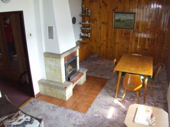 obývací místnost - Prodej domu v osobním vlastnictví 132 m², Česká Ves