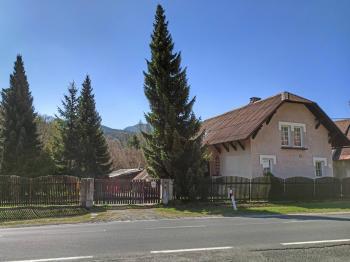 Prodej domu v osobním vlastnictví, 195 m2, Lipová-lázně