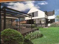 Územní rozhodnutí vydáno (Prodej pozemku 1536 m², Zlatá)
