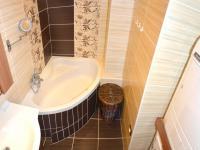Koupelna (Prodej bytu 3+1 v osobním vlastnictví 78 m², Vyškov)