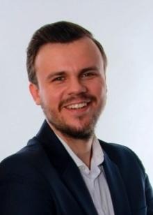 Fotografie makléře Jiří Samek