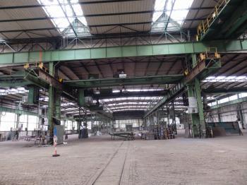 výrobní plocha - Pronájem komerčního objektu 9557 m², Hradec Králové