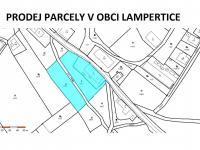 Prodej pozemku 3003 m², Lampertice