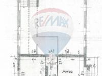 půdorys podkroví (Prodej komerčního objektu 2668 m², Stěžery)