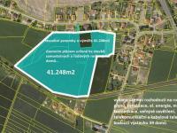 Prodej pozemku 41248 m², Všestary
