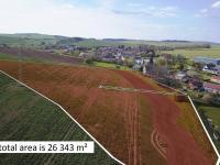 Prodej pozemku, 26343 m2, Sendražice