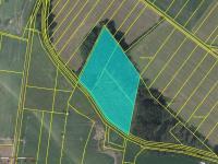 Prodej pozemku 20050 m², Očelice