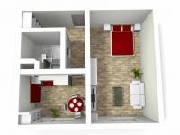 Prodej bytu 1+1 v osobním vlastnictví 36 m², Hradec Králové