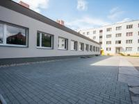 vyhrazené parkovací stání (Pronájem bytu 1+kk v osobním vlastnictví 30 m², Hradec Králové)