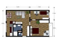 Prodej bytu 3+kk v osobním vlastnictví 65 m², Hradec Králové