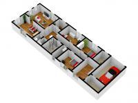 Prodej domu v osobním vlastnictví 126 m², Opočno