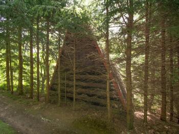 chatka - Prodej pozemku 365 m², Záchlumí