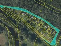 podíl na cestě - Prodej pozemku 365 m², Záchlumí