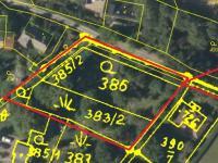 Prodej pozemku 2103 m², Potštejn