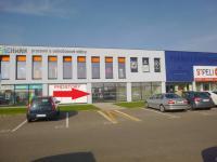 Pronájem obchodních prostor 180 m², Hradec Králové