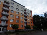 pohled na dům (Prodej bytu 4+1 v osobním vlastnictví 82 m², Týniště nad Orlicí)