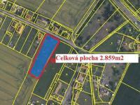 Prodej pozemku 2859 m², Týniště nad Orlicí