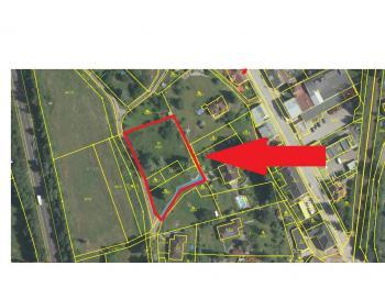 Prodej pozemku, 2851 m2, Trutnov