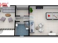 podkroví - Prodej domu v osobním vlastnictví 190 m², Býšť