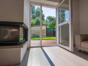 obývací pokoj - Prodej bytu 3+kk v osobním vlastnictví 114 m², Častolovice