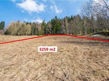 pozemek - Prodej pozemku 3259 m², Pec pod Sněžkou