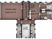 Prodej komerčního objektu 264 m², Trutnov