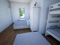 byt B malý pokoj - Pronájem domu 296 m², Hradec Králové