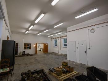Dílna 1 - Pronájem výrobních prostor 361 m², Dobruška