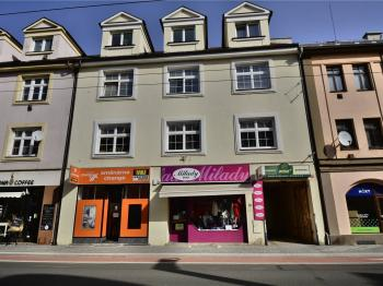 Pronájem obchodních prostor 60 m², Hradec Králové