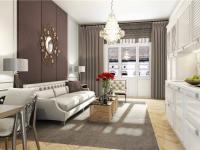 Prodej bytu 1+kk v osobním vlastnictví 41 m², Praha 7 - Bubeneč