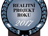 Realitní projekt roku 2017 certifikát (Prodej bytu 1+kk v osobním vlastnictví 42 m², Praha 7 - Bubeneč)